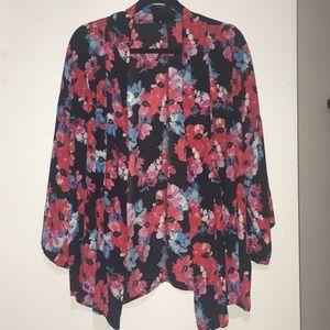 Forever 21 | 💐 Water Color Print Kimono